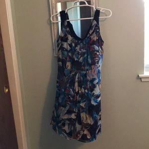 Excellent condition Madewell 💯 % silk dress